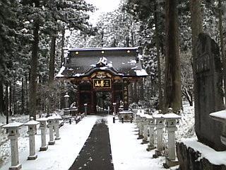 秩父_三峯神社「神社」