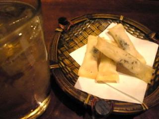 鳥どり_池袋東口店「お餅とチーズの春巻」