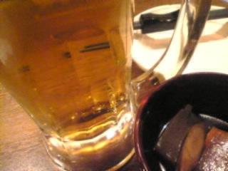 お茶の間_新橋店「生ビール」