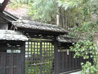 栃本地区_関所3