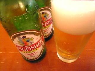 グレイトインディア_池袋西口「ビール」