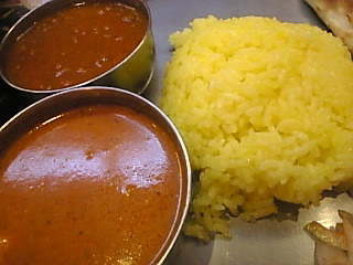 インド料理ボンベイ_カフェ「ハッピーランチ」