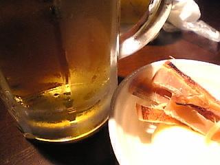 純○_新宿「生ビール」