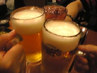 和民_西台店「生ビール」