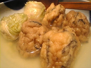 JUNMARU(じゅんまる)「椎茸、ロールキャ」