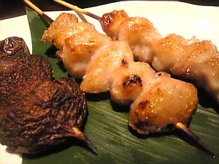 JUNMARU「椎茸とぼんちり」