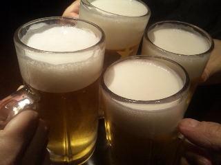 純まる(JUNMARU)「生ビール」