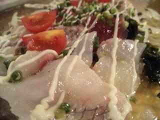 魚金 2号店「カルパッチョ」