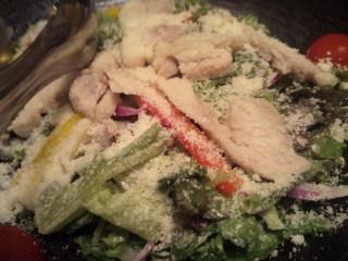 手羽先専門店 真骨鳥(しんこっちょう)「鶏肉のシーザーサラダ」