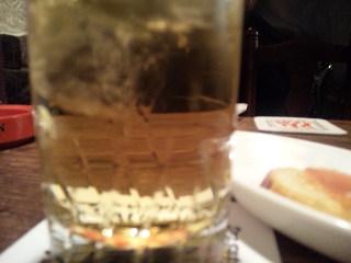 新宿 居酒屋 どん底「角ハイボール」
