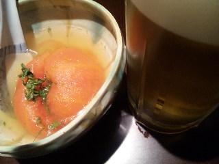 純まる 新宿「トマトのおでん」