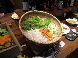 Dynamic Dining 御八 晴海トリトン店「おばんざい」