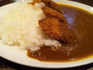 品川ダイナー「カツカレー」