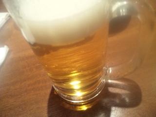 シディーク 新宿西口「生ビール」