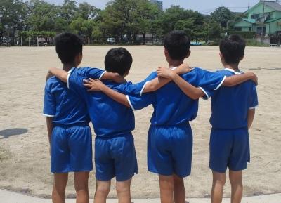 0618週末練習会中学生2