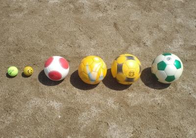 いろいろなボール2