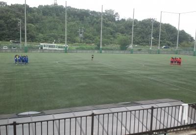 大学女子サッカー