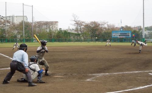 2014年春 横浜桜陽vs横浜緑ヶ丘