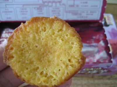ロッテ 龍馬伝 鹿児島さつま芋ケーキ