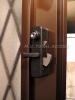 KABA 6700E アルミ採風勝手口ドア取付例 内部