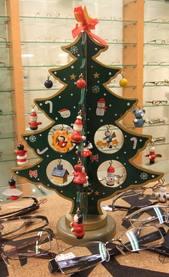 クリスマスディスプレー3