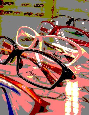 スポーツ用メガネ1