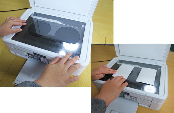 フードプリント パソコンなしでらくらく印刷 画像