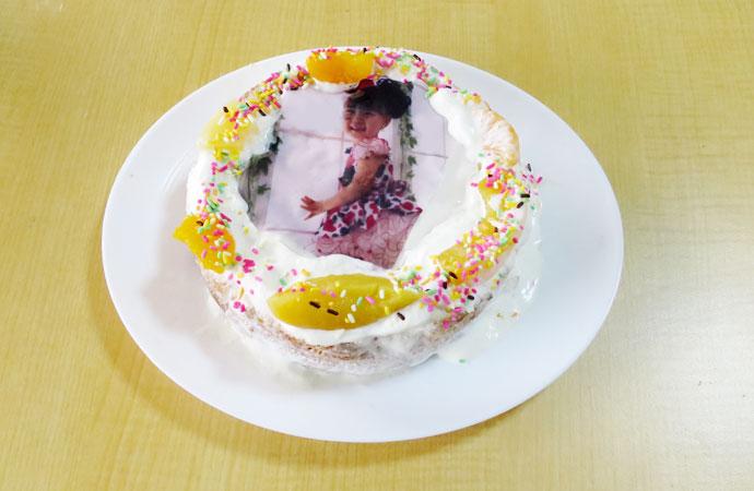 フードプリンタ ケーキ