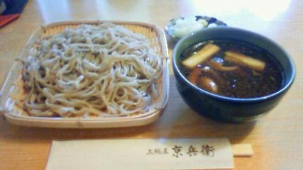 鴨ネギ蕎麦