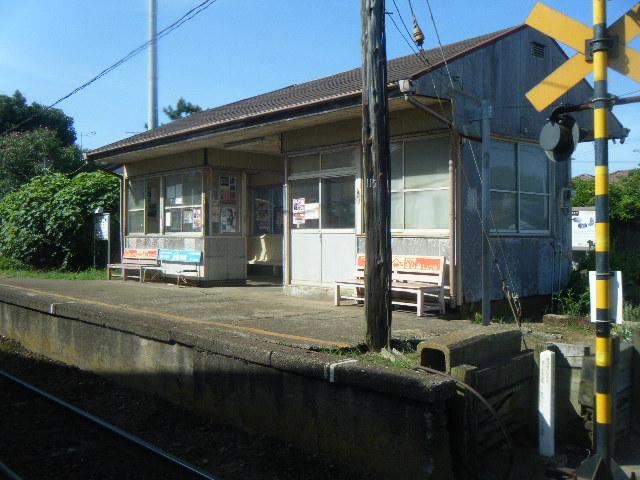 海鹿島駅その2