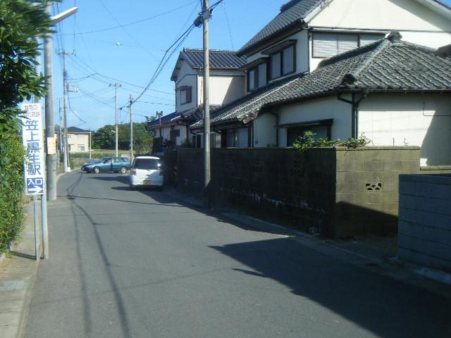 笠上黒生駅入口