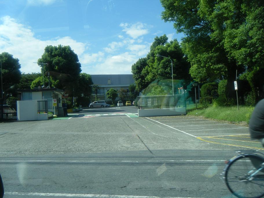 上尾のブリジストン工場