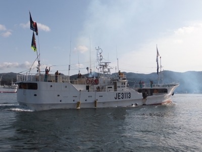 近海マグロ漁船乗組員募集