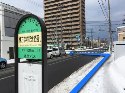 「棟方志功記念館通り」〜棟方志功記念館