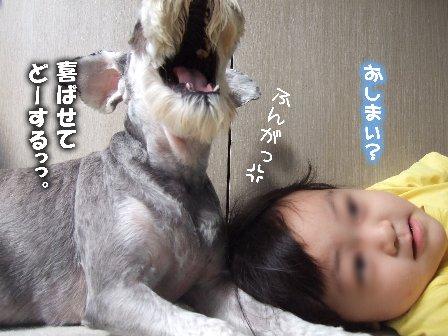 ふんがーーっっ!!