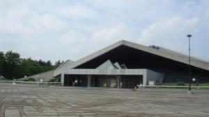 駒沢公園全景
