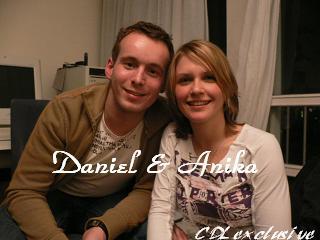 ダニエル&アニカ