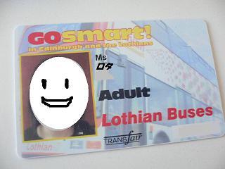 LothianBusCard