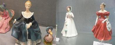英国風人形
