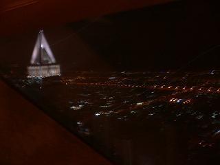 51階からの夜景