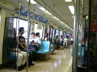 MRT 台湾のスカイトレイン