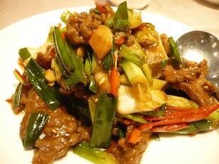 上海料理@牛肉