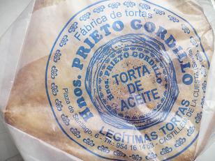 スペイン産の焼きパイ?