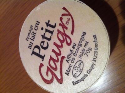 フランスチーズ petit gaugry