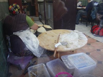 トルコ系の直鍋系パン