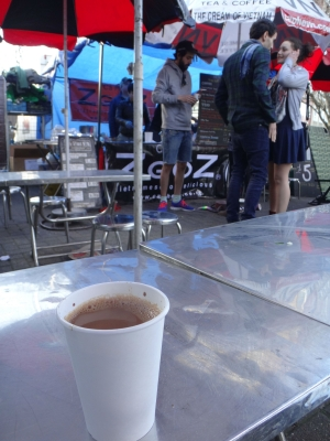 ロンドンでベトナムコーヒーカフェ