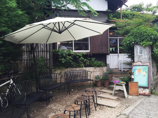cafe 坂の下