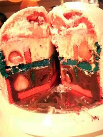 ウサビッチケーキ4