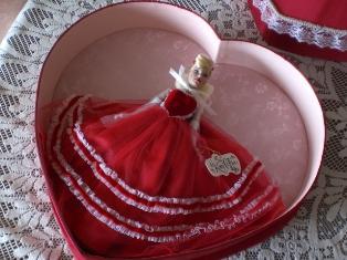 白雪姫ではなくて紅薔薇姫?