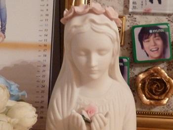 薔薇の聖母